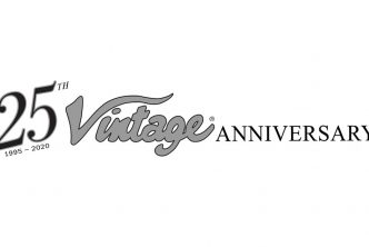JHS celebrate 25th Anniversary of its Vintage® guitar brand