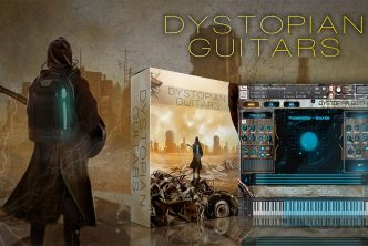 PulseSetter-Sounds announce availability of DYSTOPIAN GUITARS