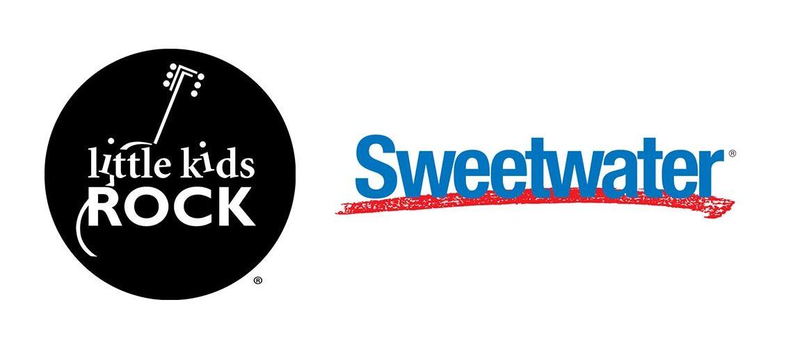Sweetwater Commits $500,000 to Little Kids Rock Organization