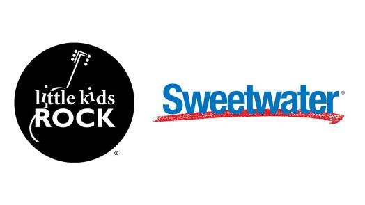 Sweetwater Commits $500,000 to Little Kids Rock Organization