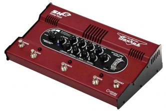 Taurus Amp - Stomp Head 6.CE