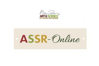 Art & Science Of Sound Recording announces ASSR-Online course