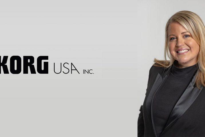 Korg USA Promotes Morgan Walker to Director of Marketing Communications