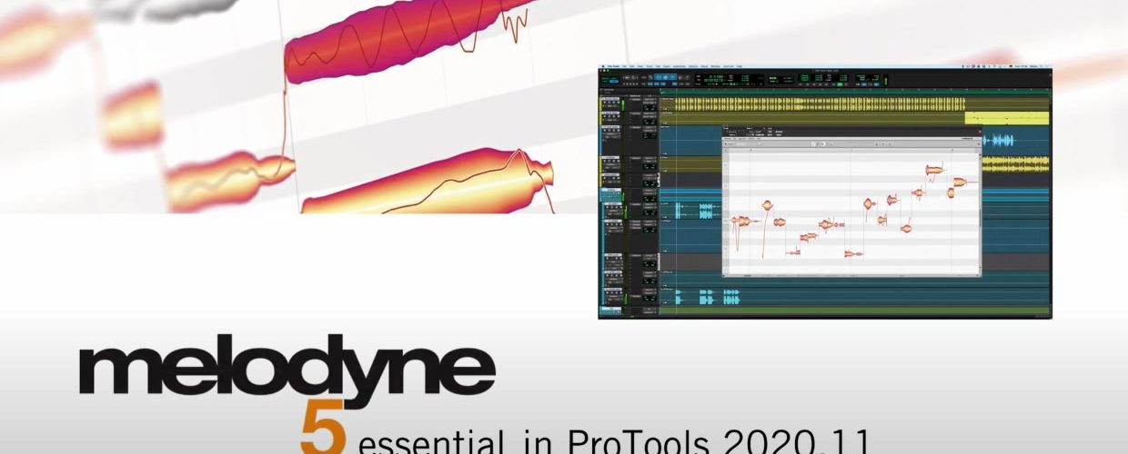 Melodyne now bundled with Pro Tools