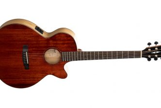 Cort Guitars SFX-Myrtlewood Acoustic-Electric