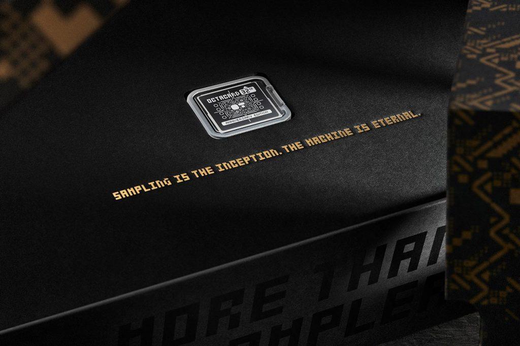 Elektron Octatrack MKII Anniversary Edition