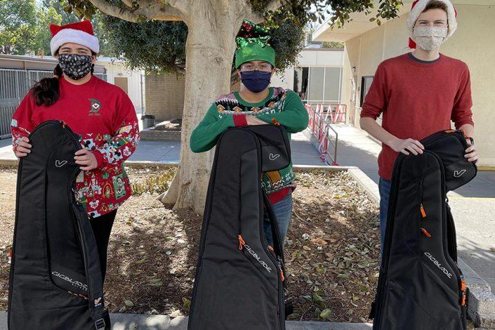 Gruv Gear Donates Over $23,000 Of Gear To El Dorado High School