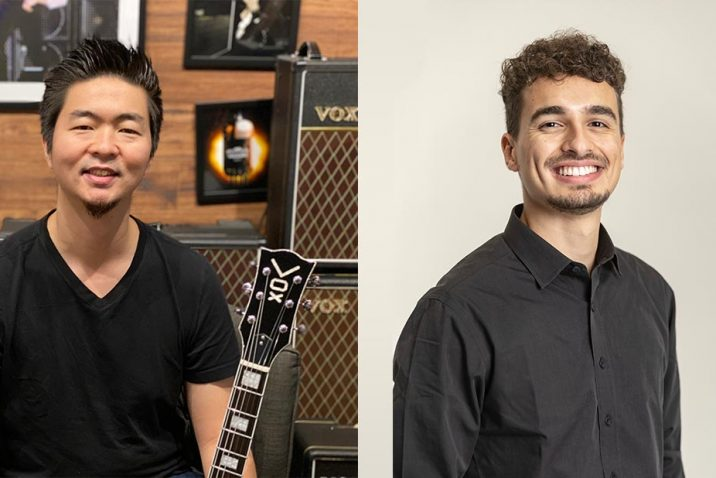 Korg USA Hires Luciano Minetti and Kenny Echizen as Product Specialists