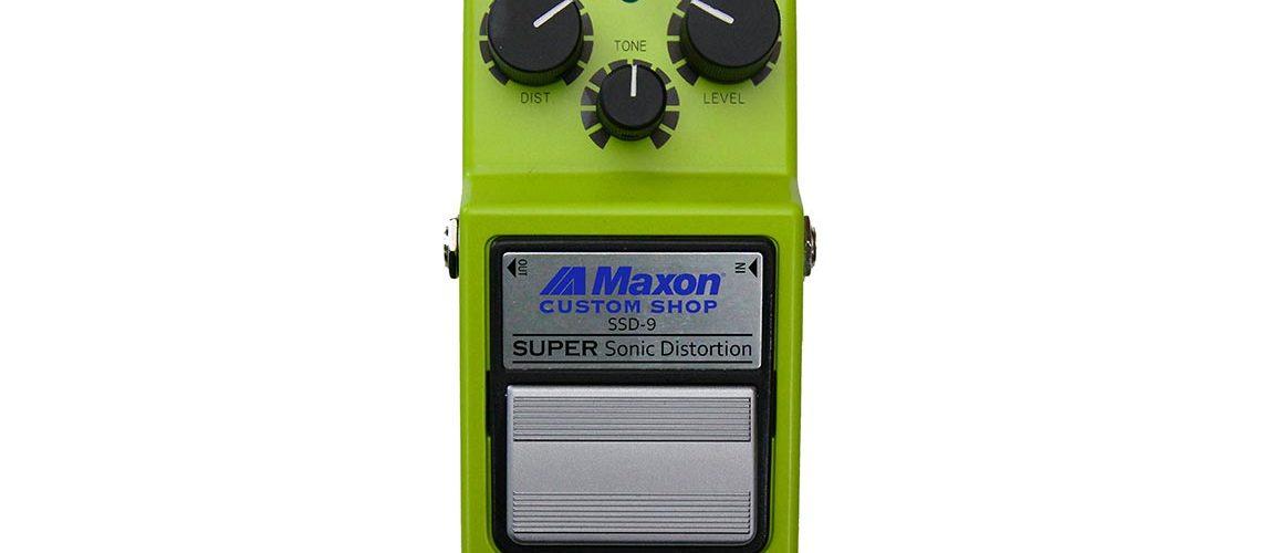 Maxon Custom Shop SSD-9 Super Sonic Distortion