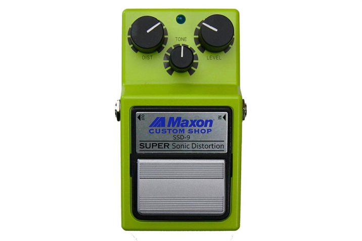 Maxon Custom Shop SSD-9 Super Sonic Distortion