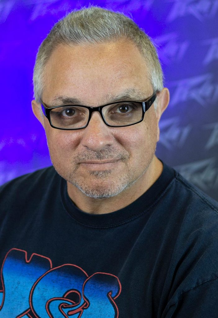 New 'Peavey Monitor' Podcast Highlights Contributions of Digital Design Engineer John Fera