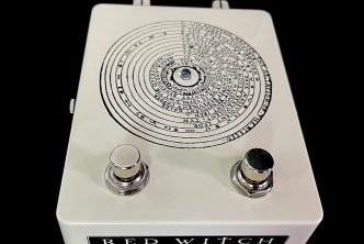 Red Witch PRISTINA - dual channel Germanium boost