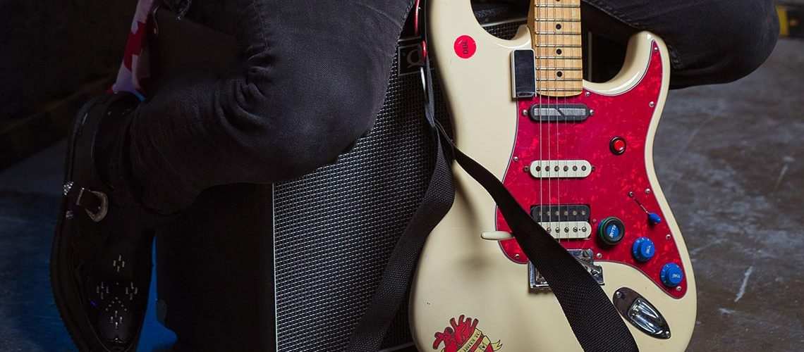 Sheptone Electric Guitar Strings Secure Artist Endorsement from Derek Day