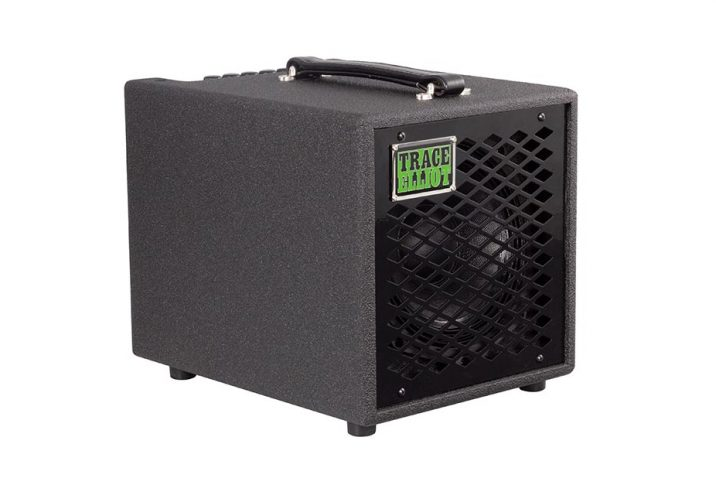 Trace ELF Combos from Trace Elliot Deliver Big Bass Amp Sound in Small Footprint