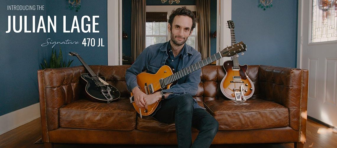 Collings Guitars Releases Awaited Julian Lage Signature Electric