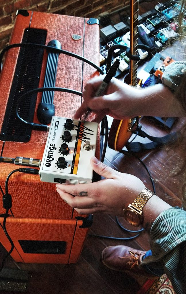 Orange Amplification to Raise Funds For 'Habitat For Humanity'