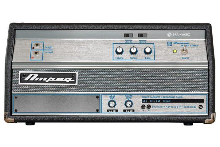 Plugin Alliance Ampeg SVT-VR Classic authentic bass tone