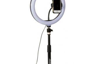 "On-Stage 10"" LED Ring Light Kit"