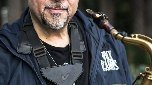Bob Franceschini Signature saxophone strap
