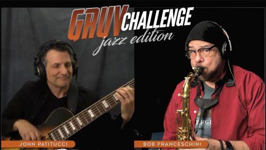 Gruv Gear's Gruv Challenge: Jazz Edition