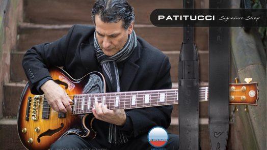 John Patitucci Signature bass / guitar strap