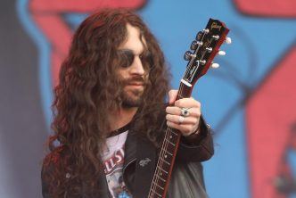 Slash's Rhythm Guitarist Frank Sidoris Becomes Orange Amplification Ambassador