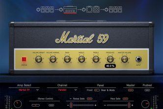 Audified AmpLion 2 Rock Essentials plug-in