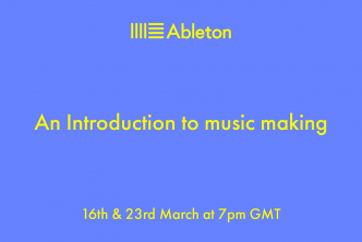 Free Introductory Webinars For Ableton Live & Push 2