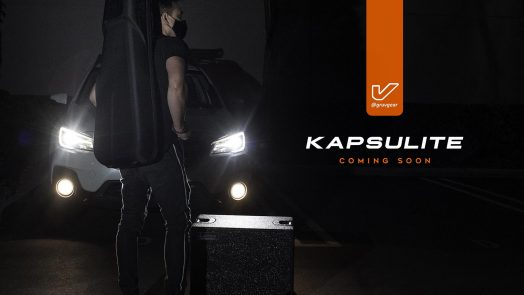Gruv Gear Kapsulite Guitar Bag
