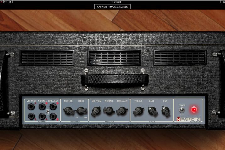 Nembrini Audio Voice DC30 plug-in