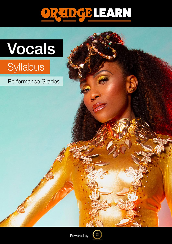 Orange Amps Online Vocal Performance Exams