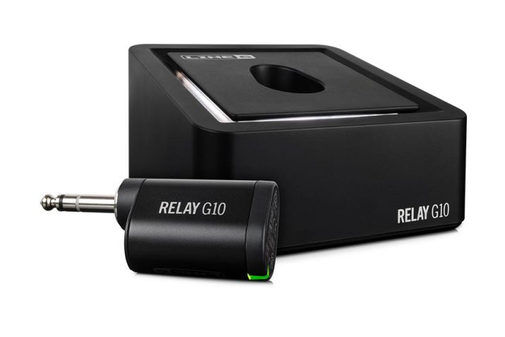 Line 6 Relay G10T Transmitters