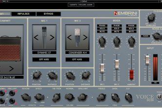 Nembrini Audio Voice DC30 Cabs