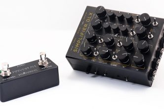 DSM Humboldt Dual Channel/Reverb Simplifier Deluxe