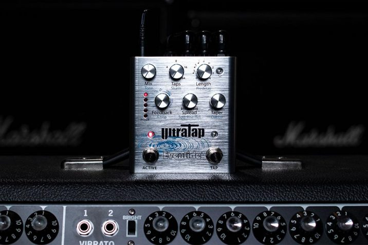 Eventide's New UltraTap Pedal Delivers a Multiverse of Tone
