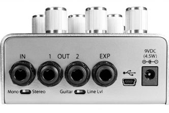 Eventide UltraTap delay pedal