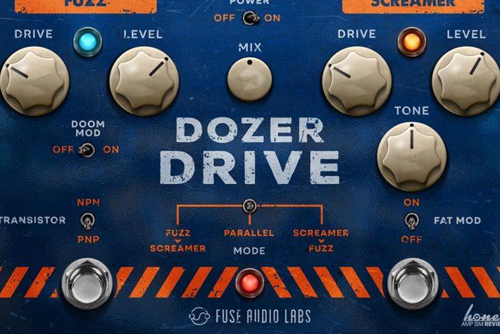 Dozer-Drive Dual Drivology Pedal