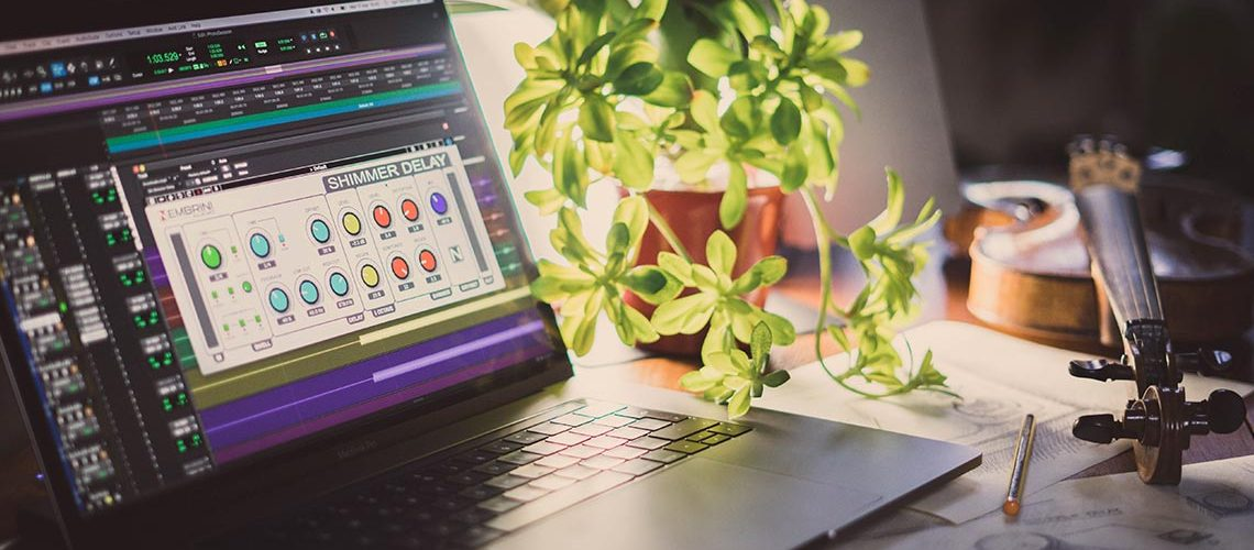 Nembrini Audio sends shimmers down DAWs with out-of-this-world soundscapes- and spaces-creating Shimmer Delay Ambient Machine plug-in