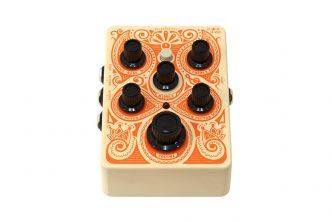 Orange Amplification Launches Acoustic Pedal
