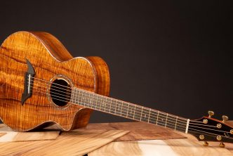 Breedlove Guitars 30th Anniversary King Koa