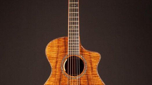 Breedlove Guitars 30th Anniversary King Koa