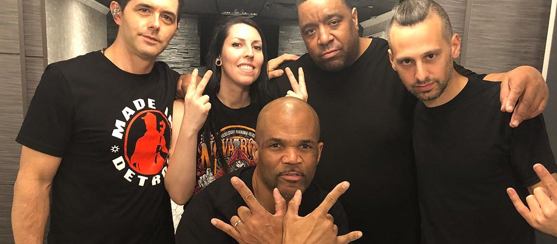 DMC and the Hellraisers Release New 'Hellraiser' Single and Music Video