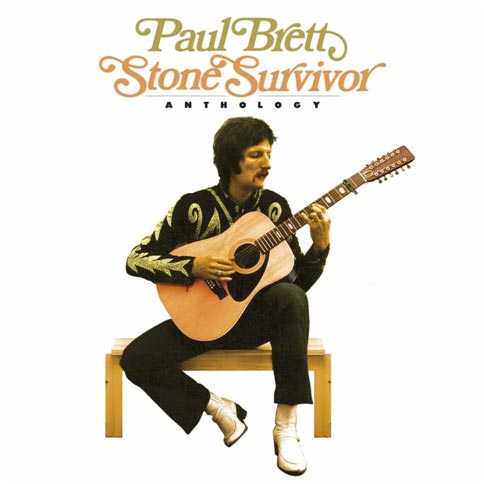 Paul Brett Releases 'Stone Survivor' Anthology on Cherry Red Records