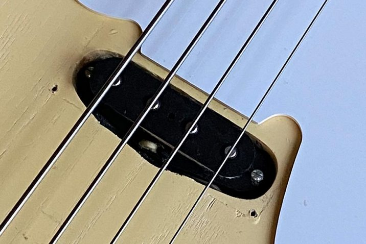Sheptone Miles Bass Pickup - True Vintage Tone