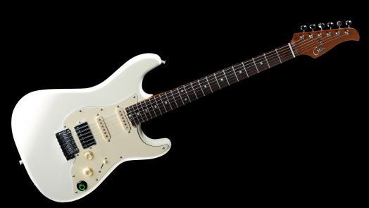 GTRS Intelligent Guitar – Powered By MOOER