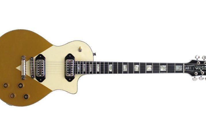 Orange Amps New Hand Built OE-1 Guitar