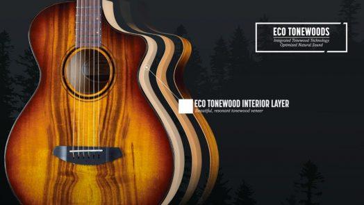 Breedlove Reimagines Laminate Guitar Construction