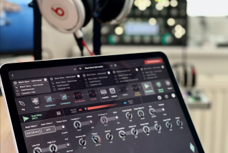 KEMPER release PROFILER Rig Editor for iPadOS with PROFILER OS 8.5