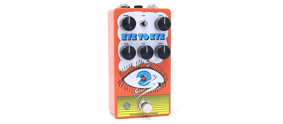 Magnetic Effects Limited Editon Eye To Eye Effects Pedal