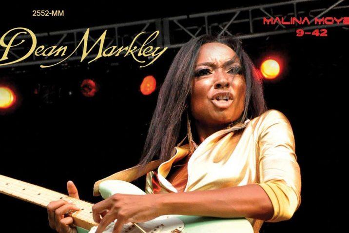 Malina Moye Announces Signature Guitar Strings With Dean Markley USA